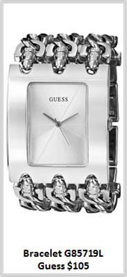 Sydney Fashion Hunter - Timeless Timepieces - Guess G85719L Bracelet Watch