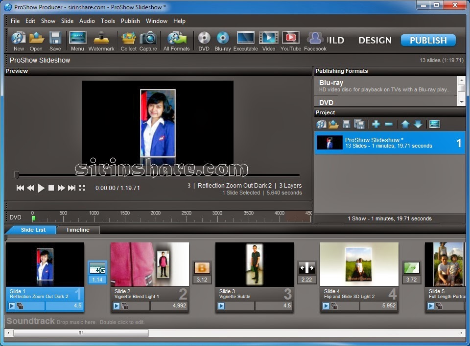 proshow producer 6 serial key free download