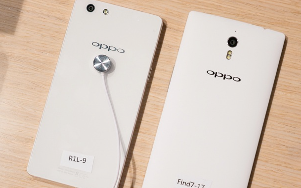 OPPO Find 7 4G LTE-Enabled Smartphone
