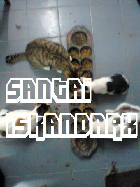 iskandarx.blogspot.com,Faizal And The Gangs Dinner lambat,Santai iskandarX,santai, Faizal, Jupiter, Pluto, Puteh, Laili, Naili, Solehah, Charlicaplin, Neptune, dinner
