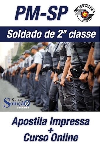 Concurso Polícia Militar - SP 2013/2014