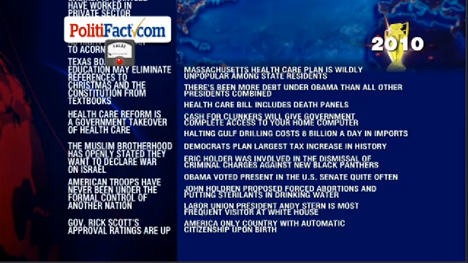 Ultimate Collection Of Fox News Lies