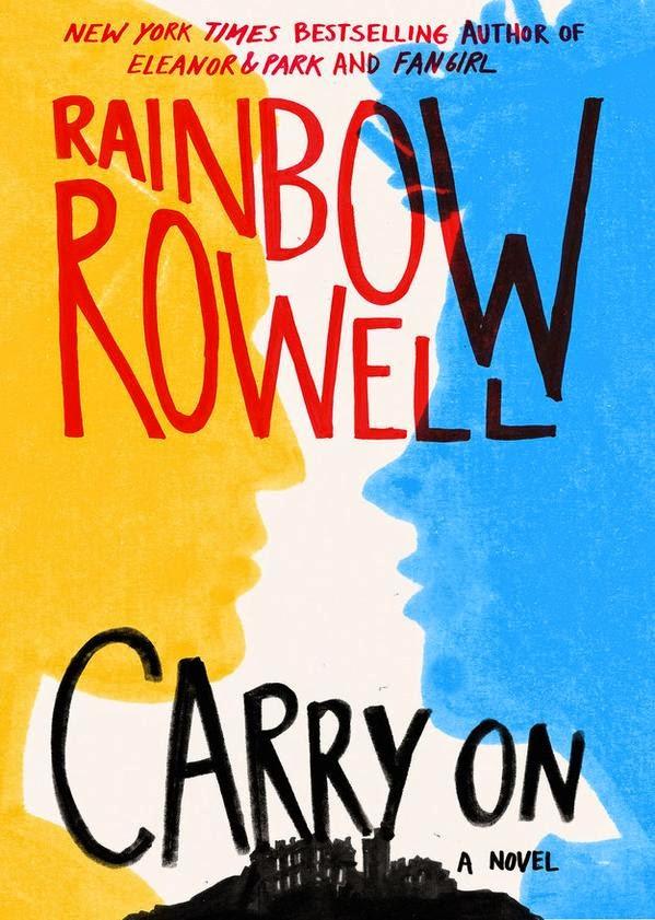 "Se revela portada de ""Carry On"" - Rainbow Rowell"