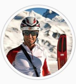 Sígueme en Instagram para ver mis actividades de montaña, esquí de montaña, bici y trail running