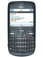 Spesifikasi Nokia C3