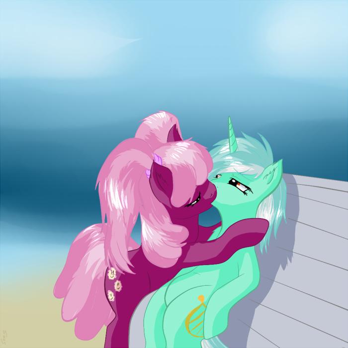 Mlp Lyra R34 (nsff btw)