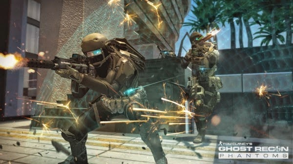 Ghost Recon Phantoms - Multiplayer Games Online