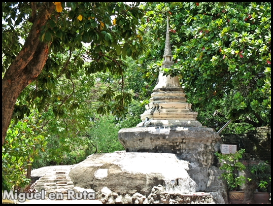 Phra Pathom Chedi gardens