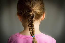 Trenza basica para niñas como hacer paso a paso 2016