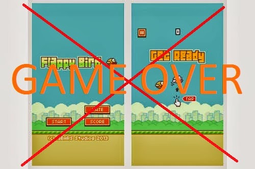 The Flight is Over for Flappy Bird -Removed from Google Play and Apple Store