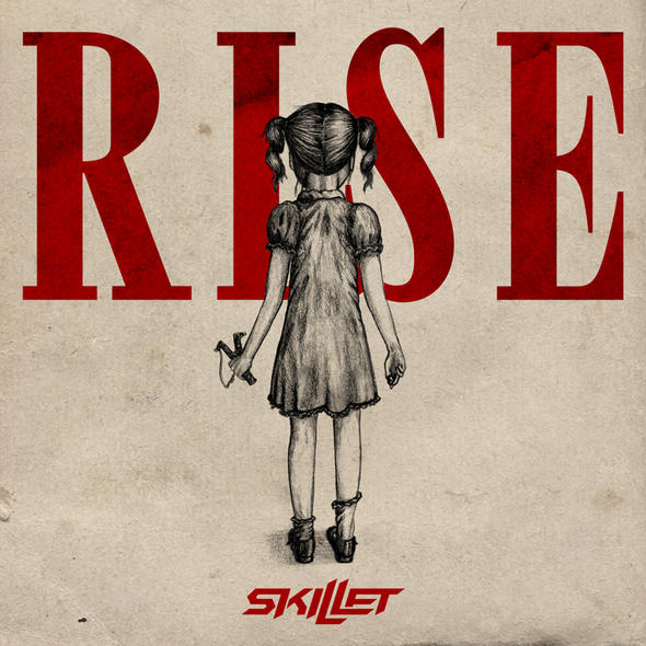 Skillet - Rise - Mp3 (2013)