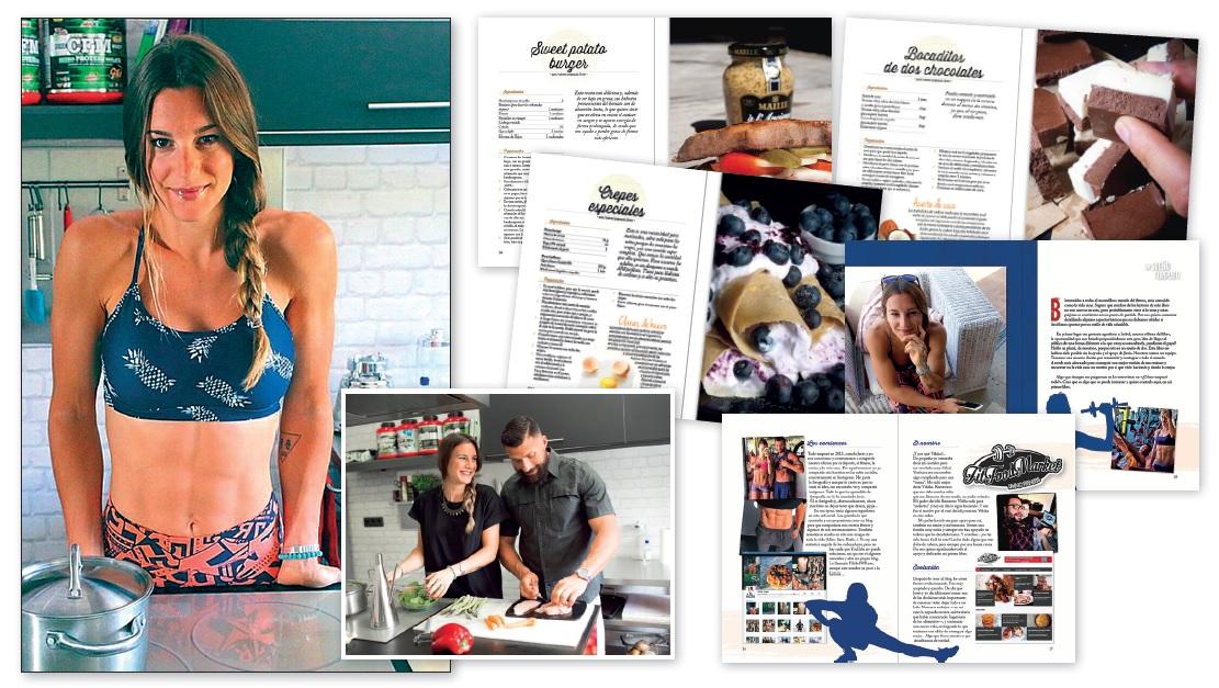 La cocina fit de vikika ver nica costa y juan jes s esteban la orilla de los libros - La cocina fit de vikika pdf ...