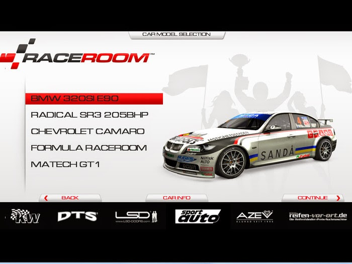 raceroom racing experience download completo