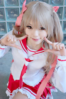 Hidan no Aria Mine Riko Cosplay by Kipi