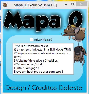 Screenshot 1 TransFormice Mapa Ucma Hile Botu v6.0 indir