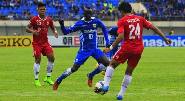 Lao Toyota FC vs Persib 0-0 AFC Cup 2015