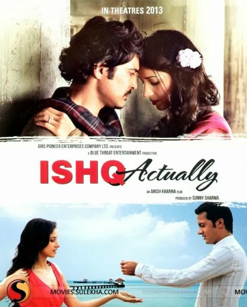 Ishq Actually 2013 HD DVDSCr 700mb