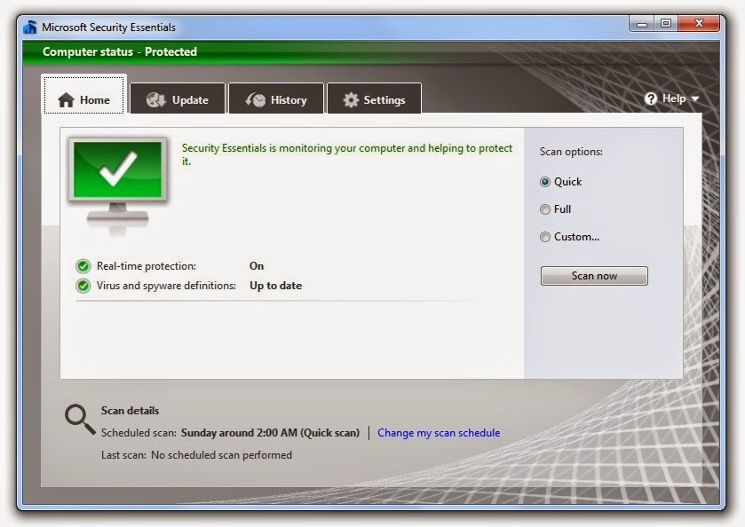 Security Essentials Xp