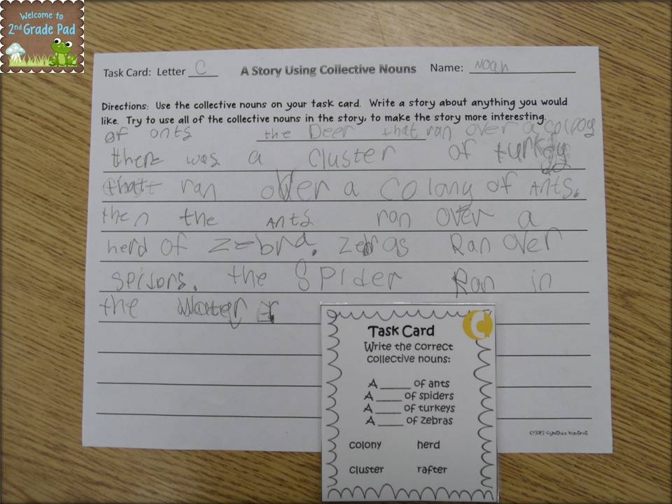 Second Grade    nd Grade Friendly Letter Rubric Step into  nd Grade