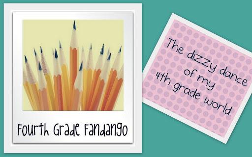 Fourth Grade Fandango
