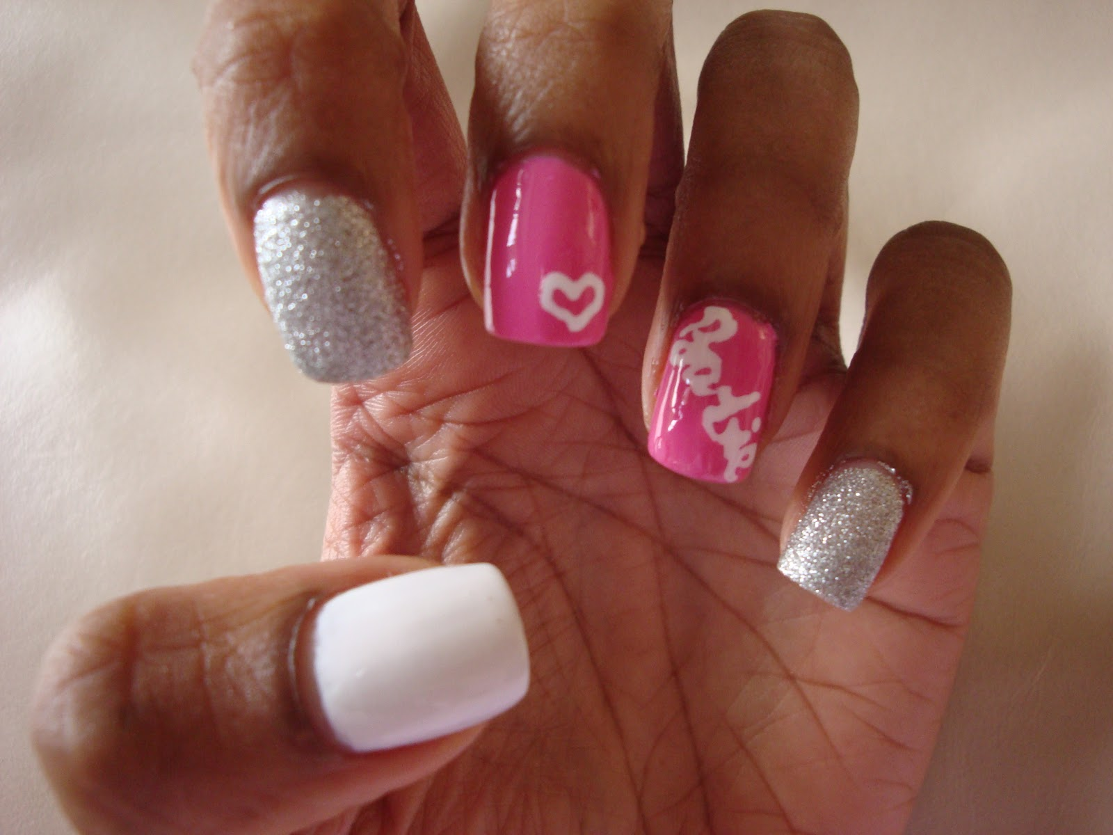 Girly nail designs tumblr image collections nail art and nail artzeenailz girly barbie girly barbie prinsesfo image collections prinsesfo Gallery