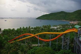 Parque acuatico Vinpearl - Nha Trang