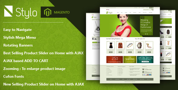 Stylo-Magento-customize-Templates