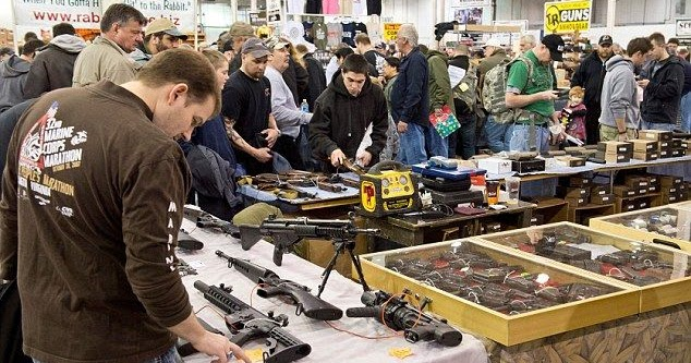 Guns For Guns Gun Sales Outpace Supply In The U S Osa S Eye Opinions Amp Views On