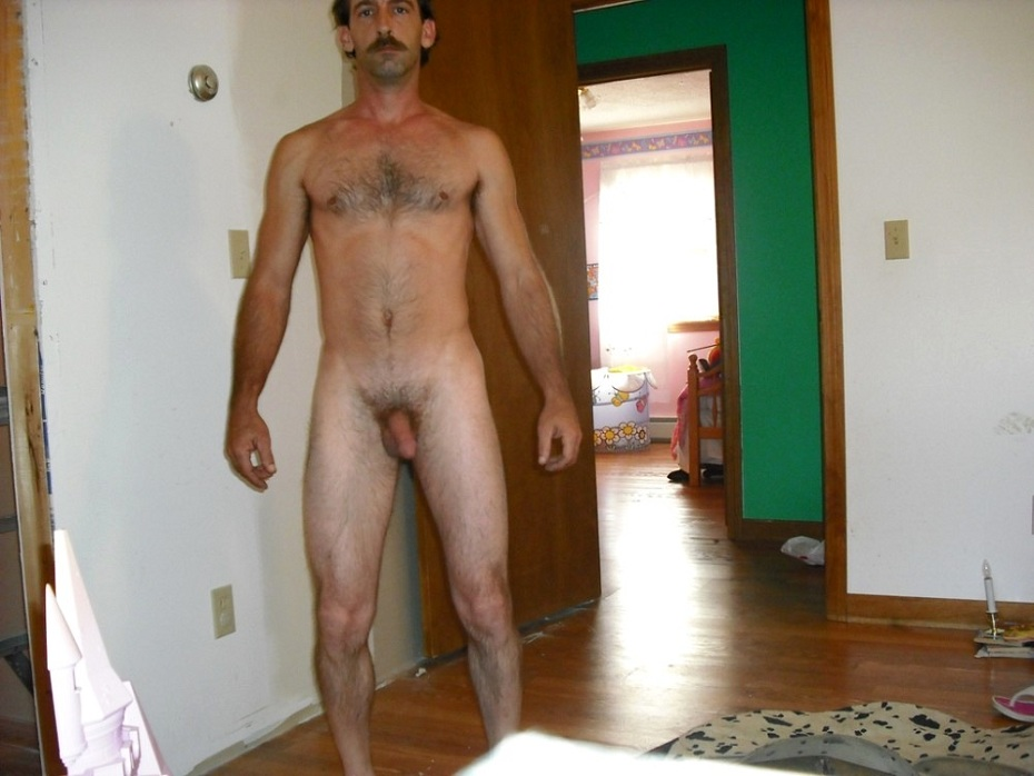 Amateur guys naked frontal