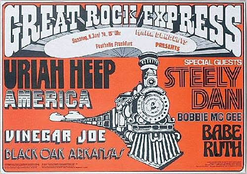 Great Rock Express