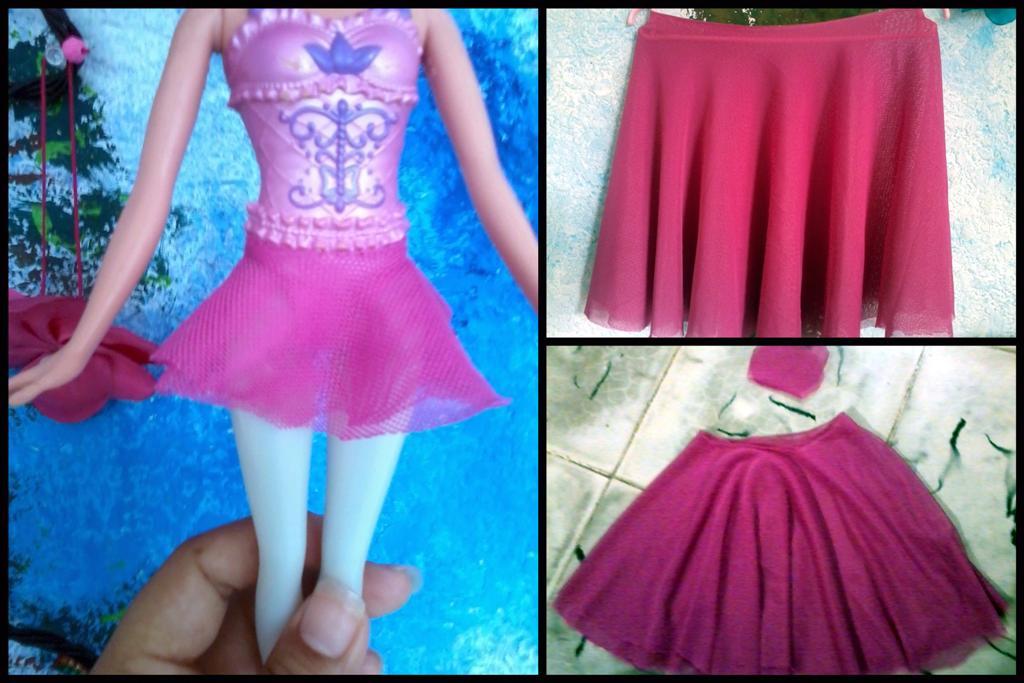 Ropa De Barbie En Crochet