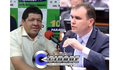 Deputado Moses Rodrigues fala sobre o polêmico pronunciamento de Ciro Gomes