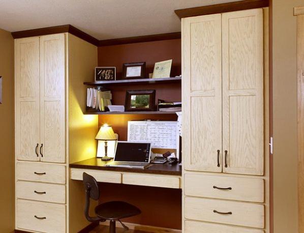 Intelligentes conceptions de bureau domicile pour les for Bureau de conception