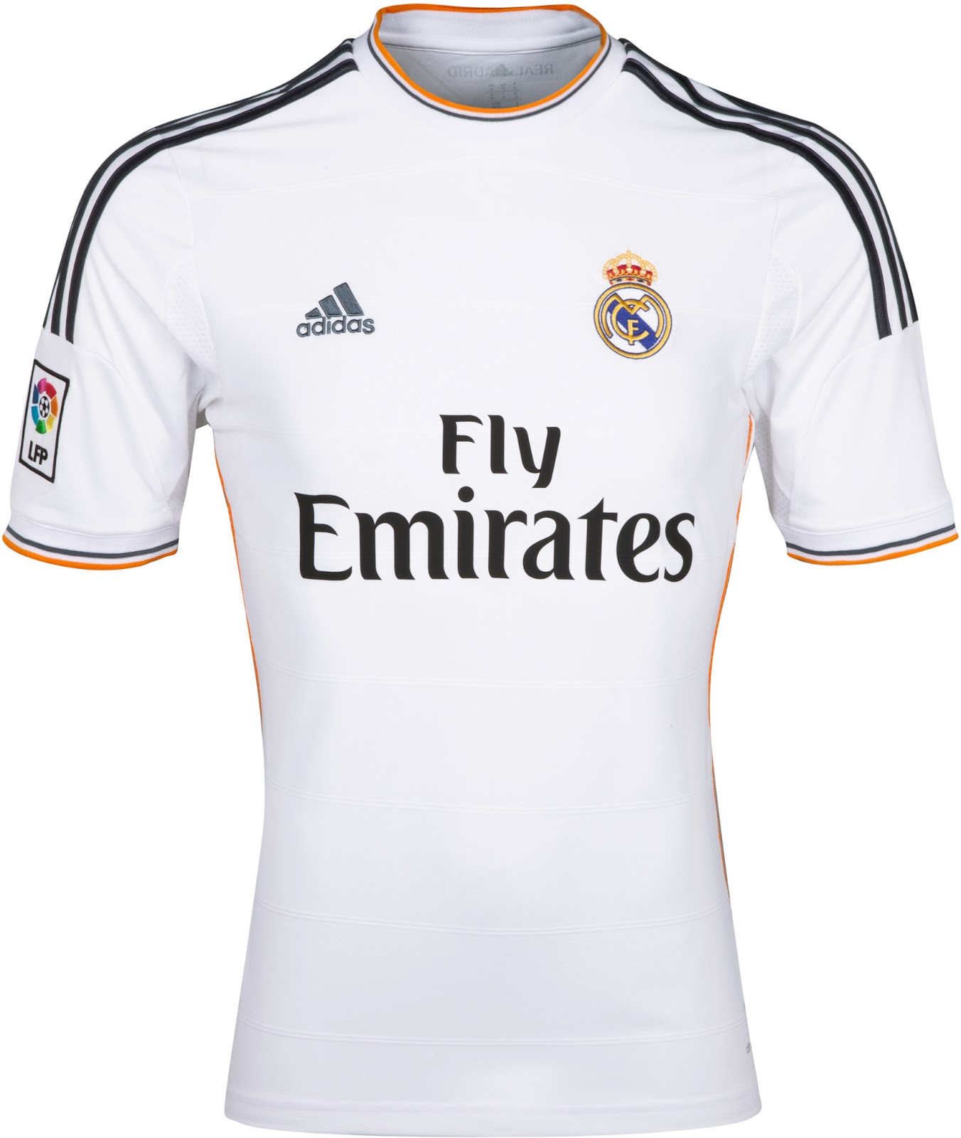 real madrid 13 14 home away and third kits released footy headlines. Black Bedroom Furniture Sets. Home Design Ideas
