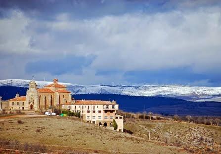 Ermita del Mirón, Soria