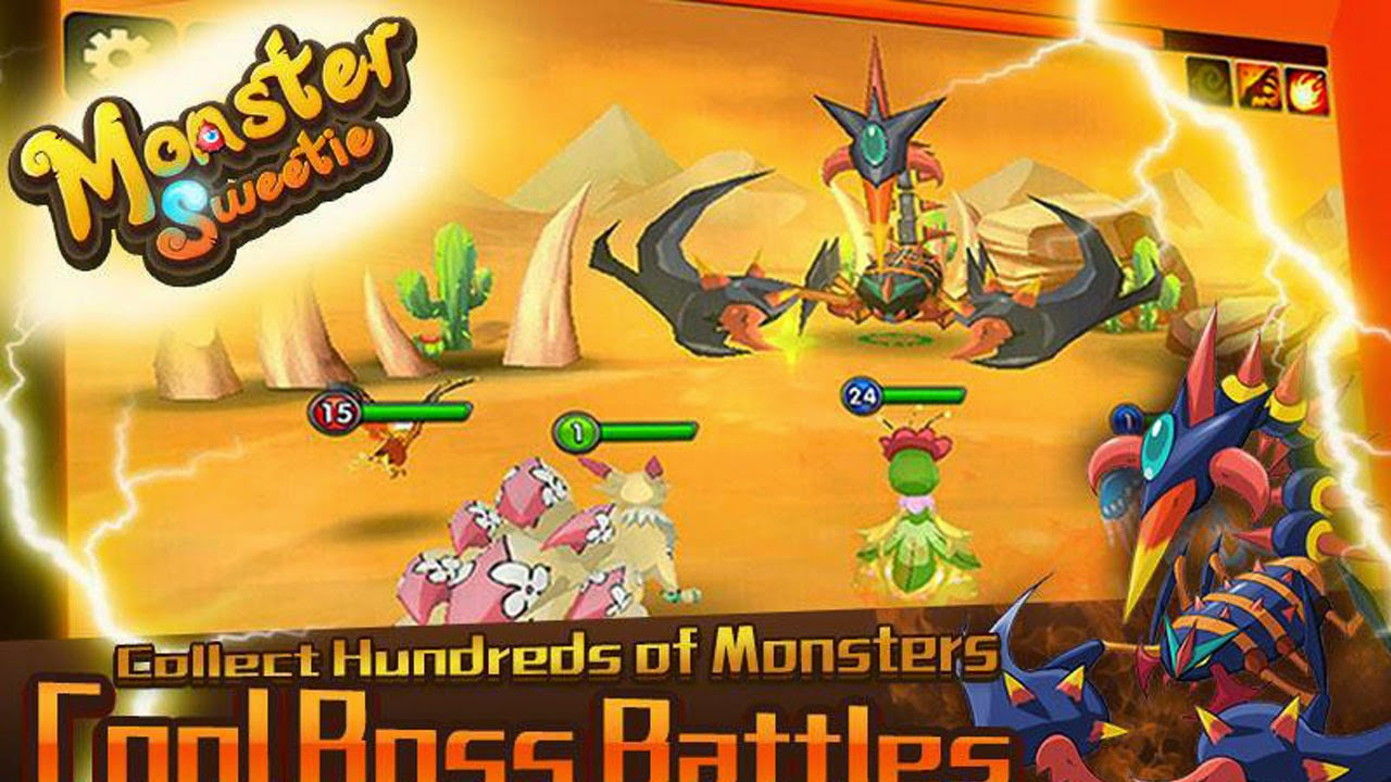 Monster Sweetie Gameplay Android