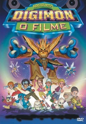 Digimon - O Filme Filmes Torrent Download capa