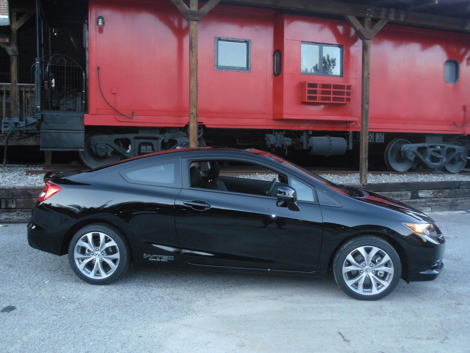 2012 Honda Civic Si 2 Door: Fast, Fun And Affordable