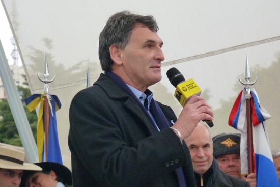 SERGIO BERGMAN, MAURICIO MACRI