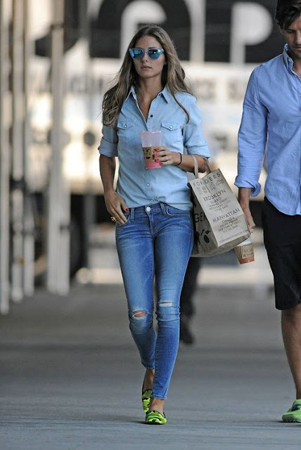 look total jeans olivia palermo