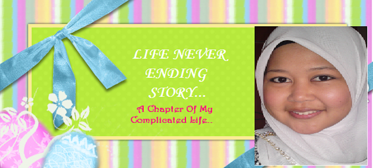 LIFE NEVER ENDING STORY