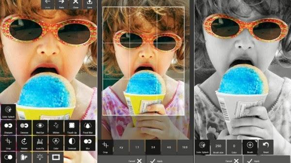 Aplikasi Editor Foto Terbaik di Android Bagi Pecinta Selfie