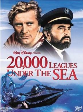20.000 L�guas Submarinas Dublado