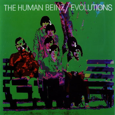 The Human Beinz - Evolutions 1968 (USA, Psychedelic Rock)