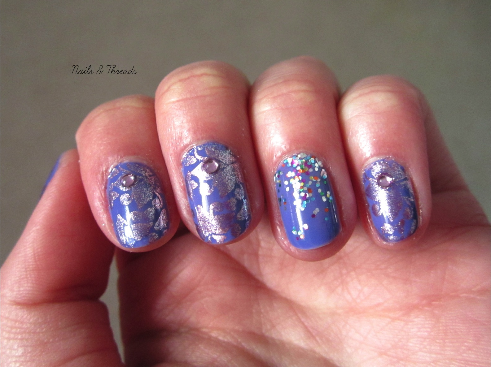 Purple Nail Ideas For Prom The Best Inspiration For Design And