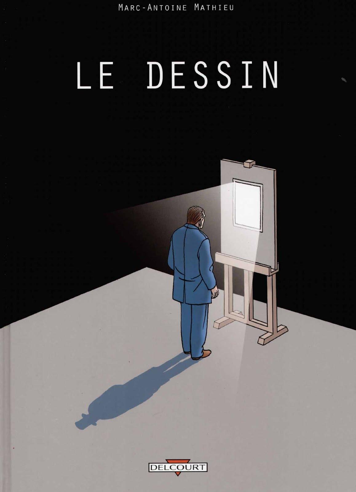 Le Dessin - Marc-Antoine Mathieu
