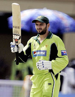 Cricket+Fastest fifty+Shahid Afridi+image+wallpaper+Pakistan