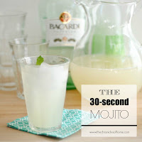 Easy 30-Second Mojito Recipe