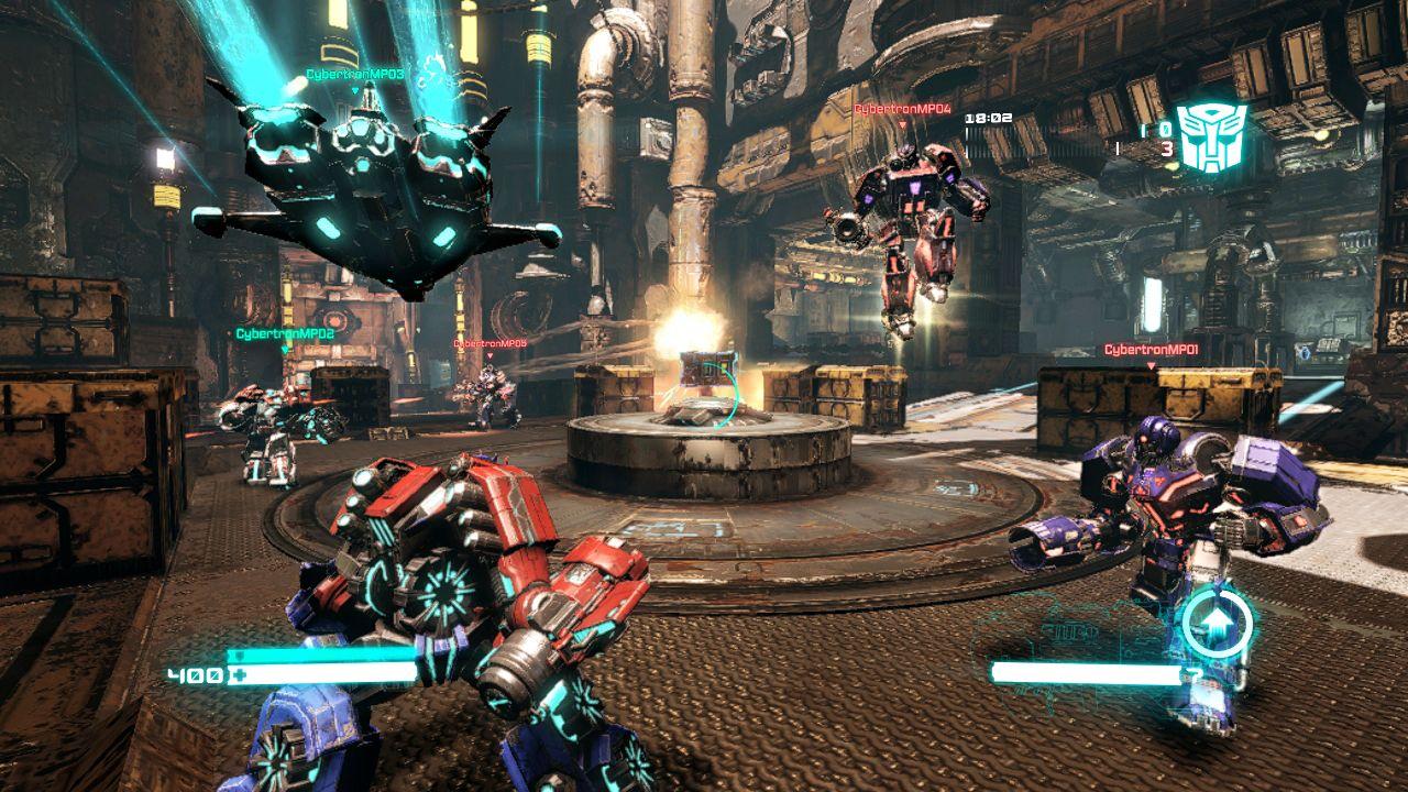 Baixar - Transformers Fall of Cybertron (PC) 2012 - Torrent