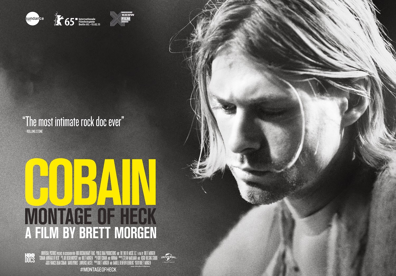 Kurt Cobain: Montage of Heck - First Look